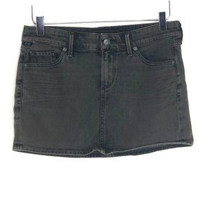 CITIZENS OF HUMANITY Olive Wash Jeans Skirt #BE17